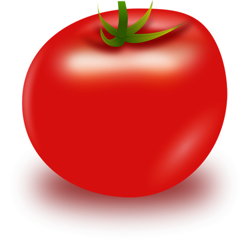 banner transparent library Tomatoes clipart. Clip art free panda