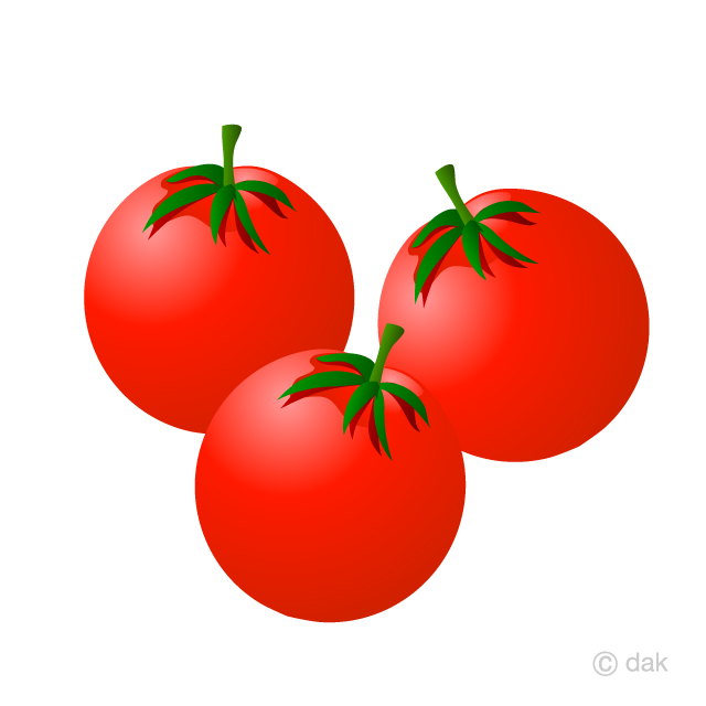 transparent Cherry free picture illustoon. Tomatoes clipart.