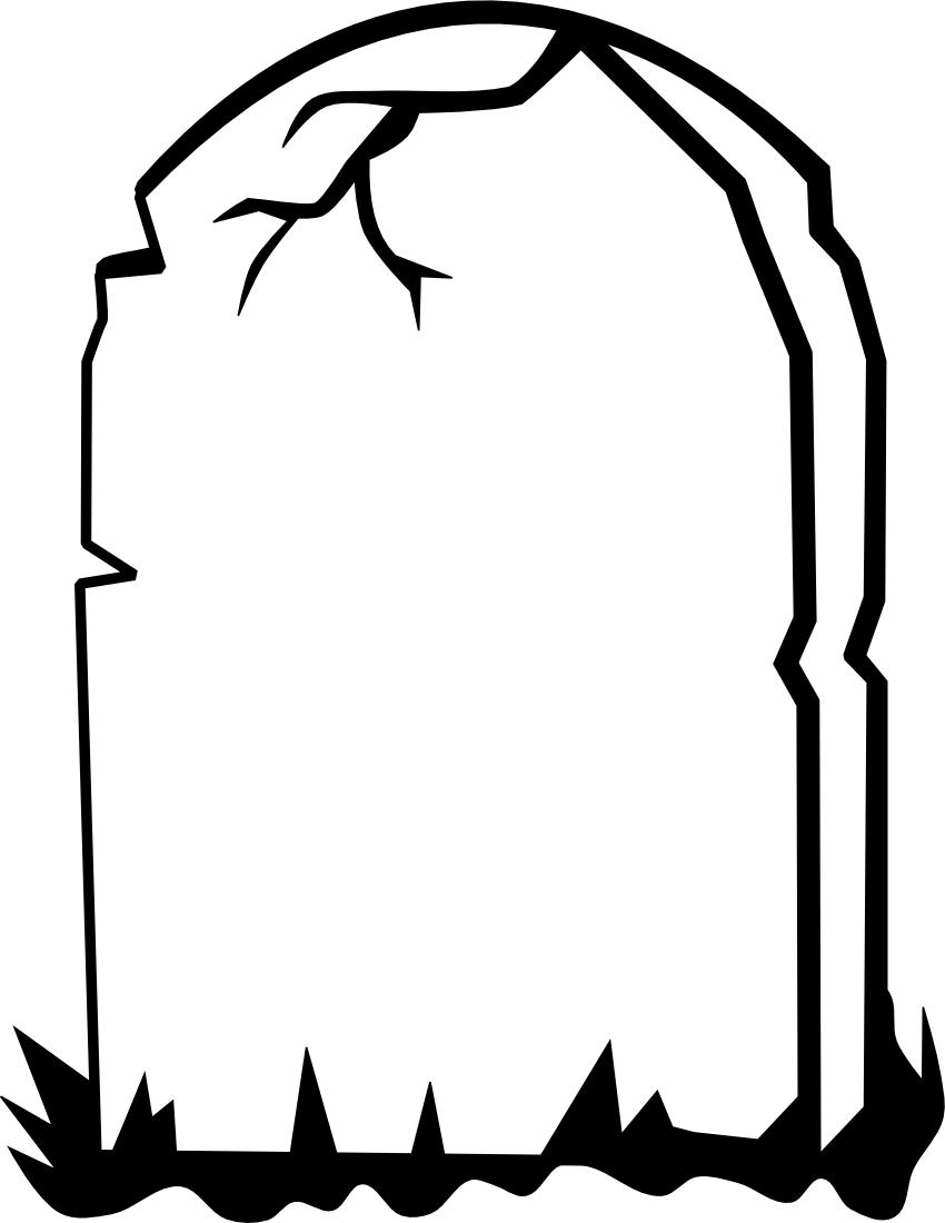 clip art freeuse Clip art gravestone clipartbarn. Tombstone clipart