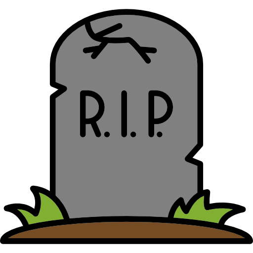 picture black and white library Tombstone clipart. Transparent background free on