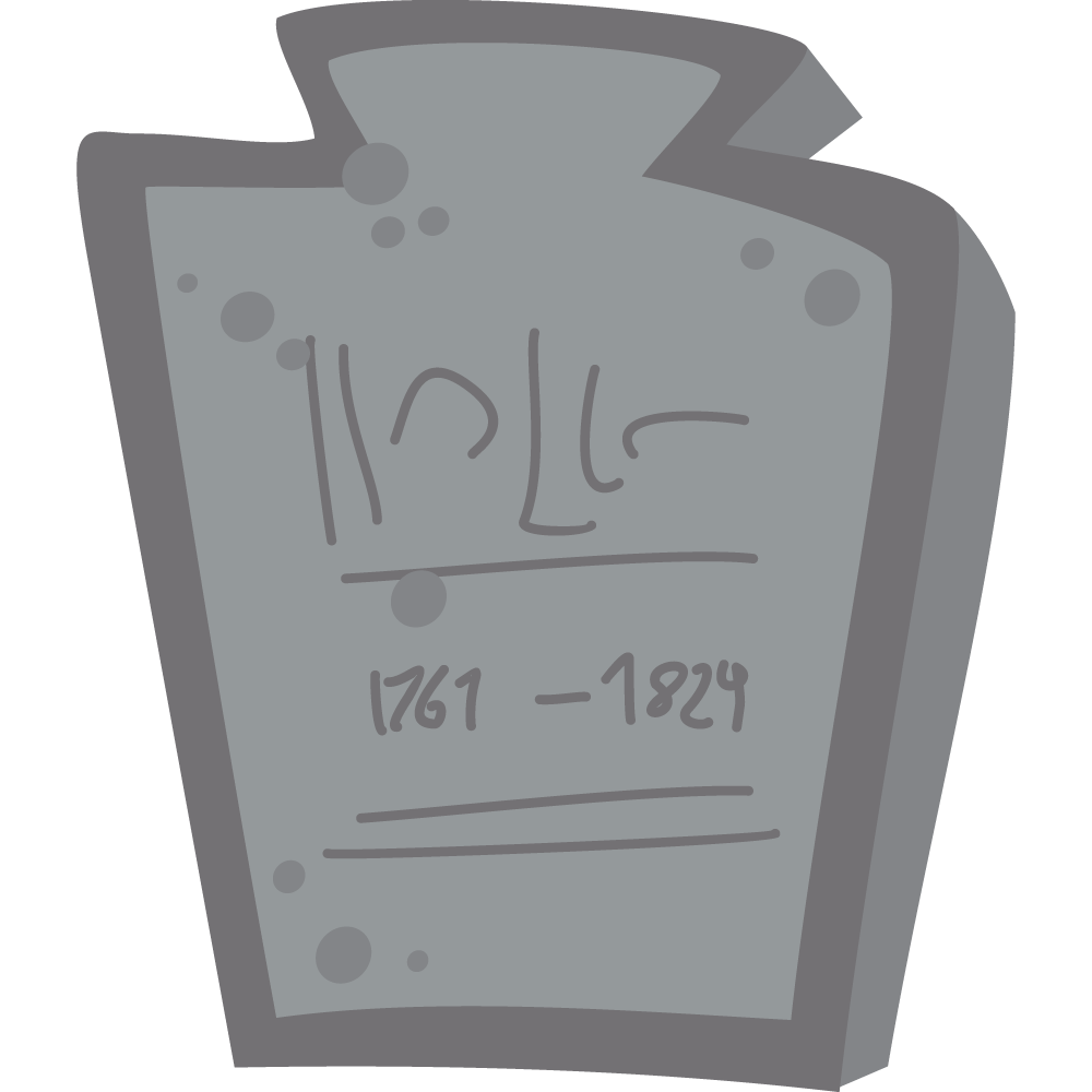 picture transparent stock Free Tombstone Clipart