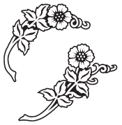 svg black and white stock Headstone pencil and in. Tombstone clipart flower