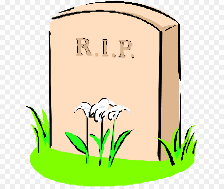 clipart download Drawing of family grass. Tombstone clipart flower