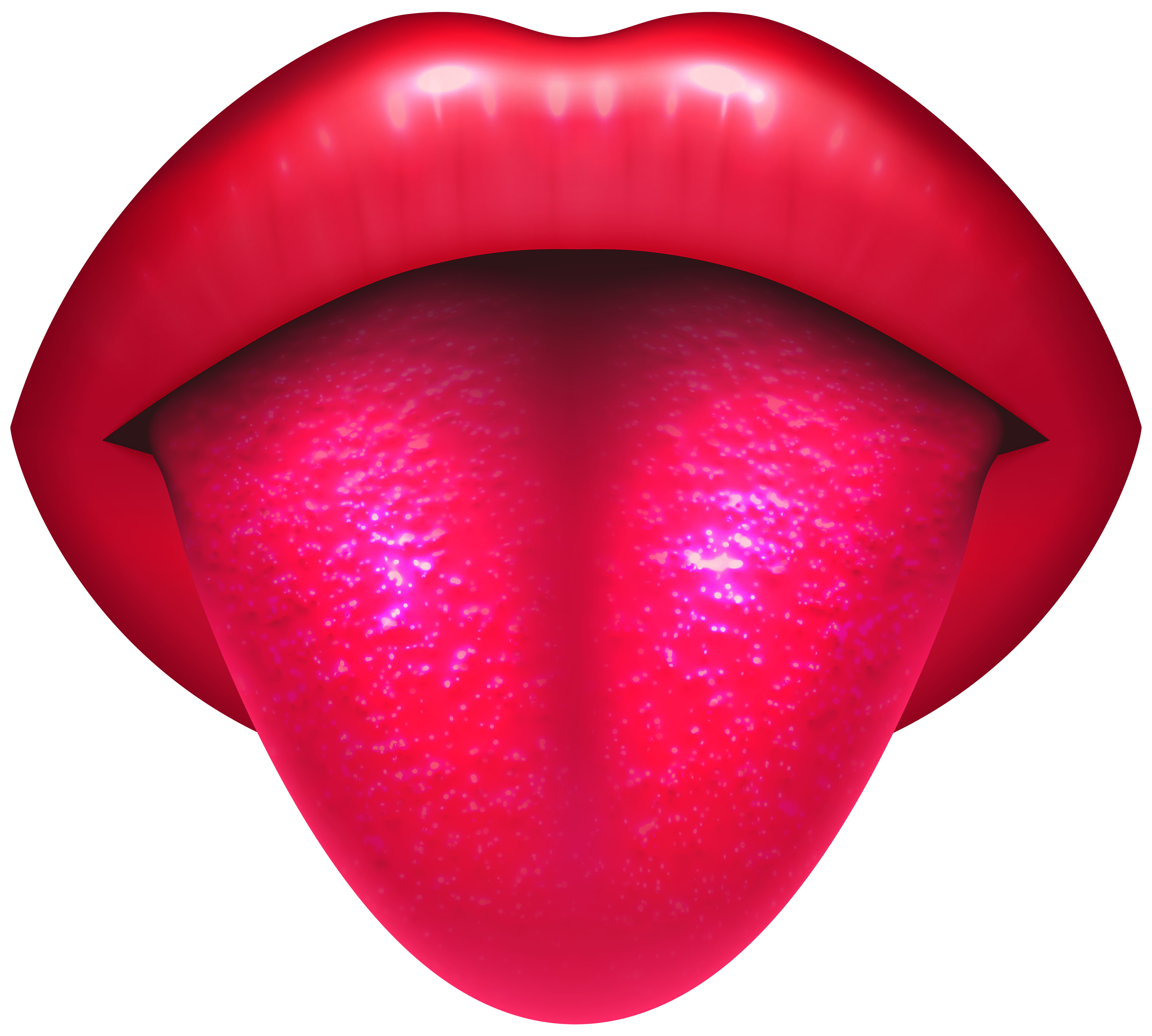 banner library library Tongue clipart. Mouth with protruding png