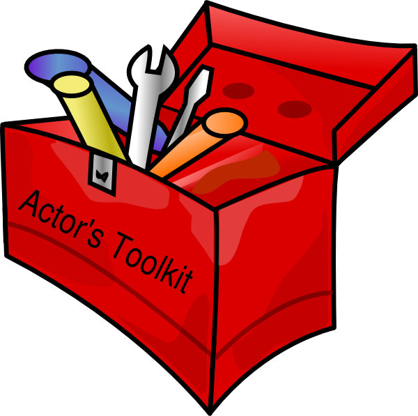 library Actor Toolkit Clip Art at Clker