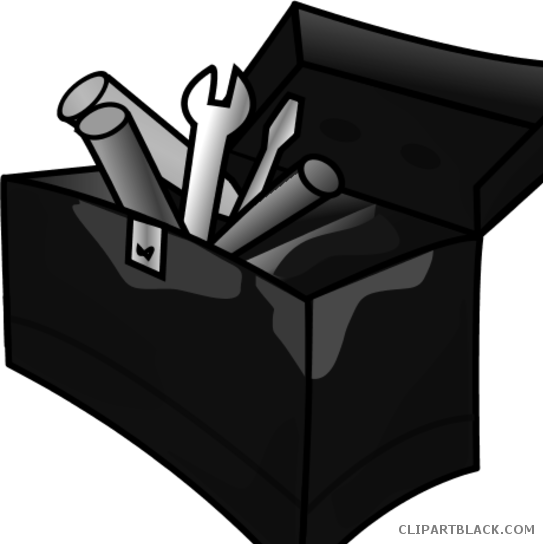 vector library Toolbox Clipart