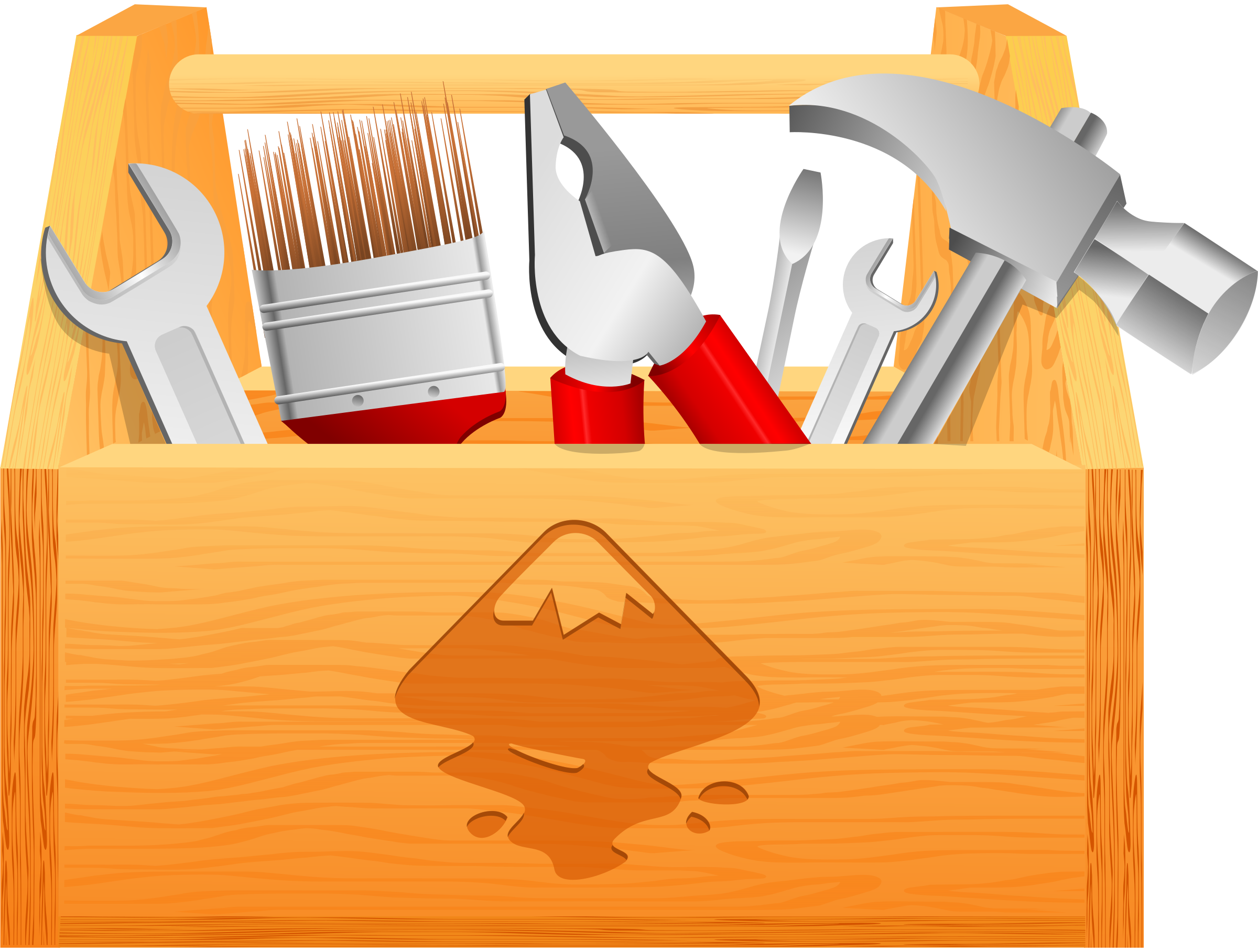 clipart freeuse Toolbox clipart construction tool. Clip art free on