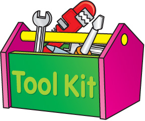 jpg transparent stock Free toolbox industrial art. Writer clipart toolkit