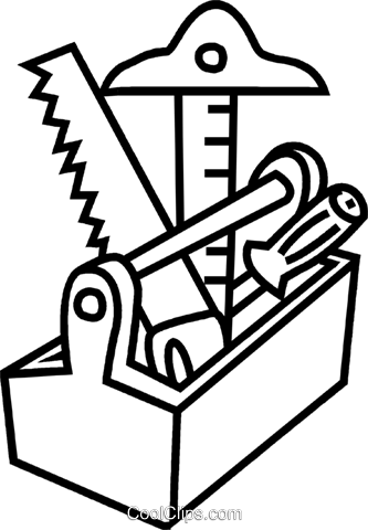 picture royalty free stock Tool Box Drawing at GetDrawings