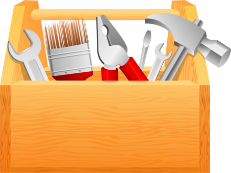clip royalty free Tool Boxes Computer Icons Hand tool Toolkit free commercial clipart