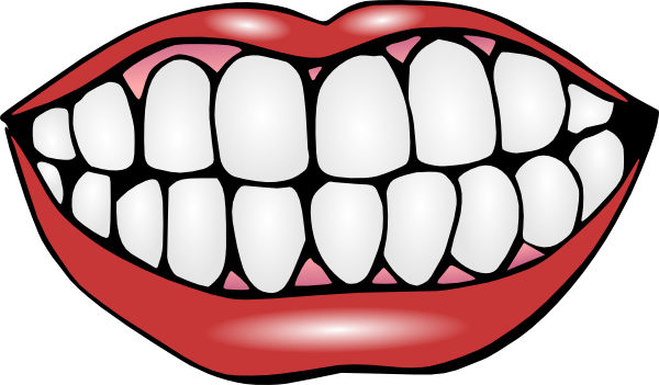 picture library download free tooth clipart cartoon mouth clip art free mouth and teeth clip