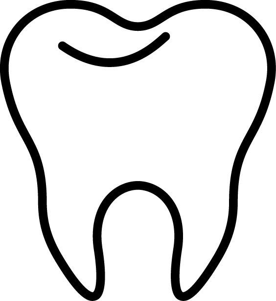 svg library stock Teeth clipart black and. Drawing tooth ink
