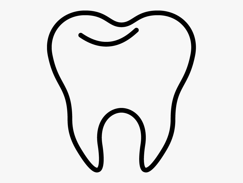 png transparent Drawing tooth cartoon. Clip art inderecami black