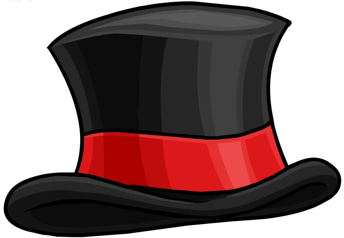 vector black and white download Top Hat PNG Transparent Images