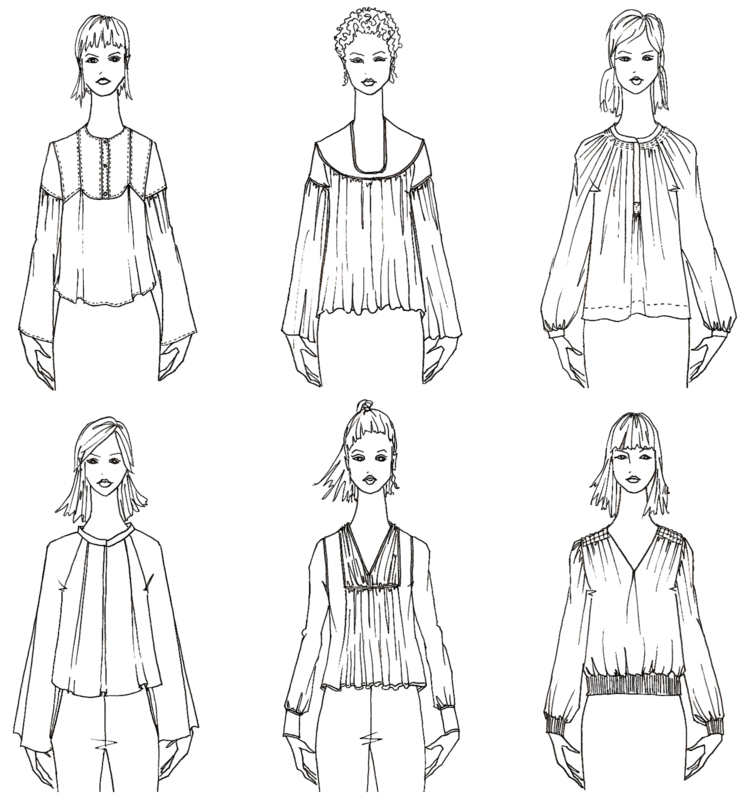 banner Fashion nicholas breslow linedrawingstopspng. Tops drawing