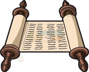 banner transparent library Free jewish images at. Torah clipart