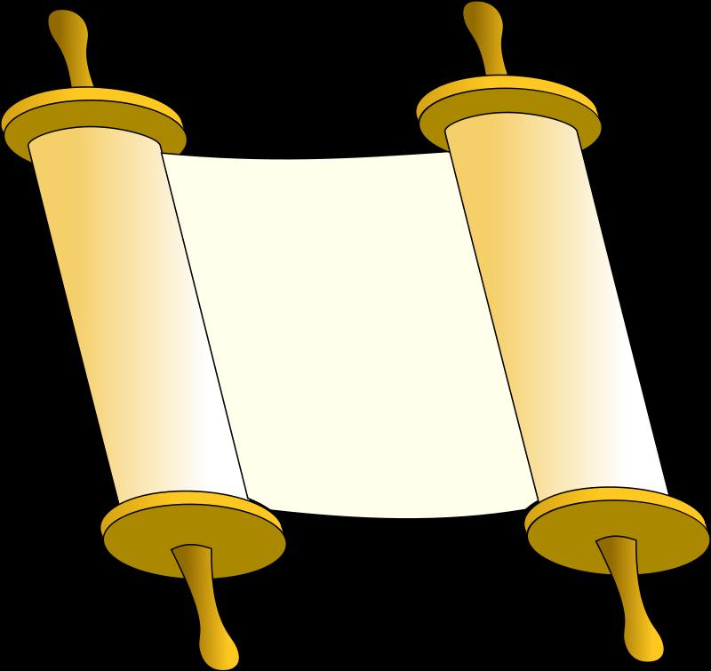 banner free download Torah Book Clipart