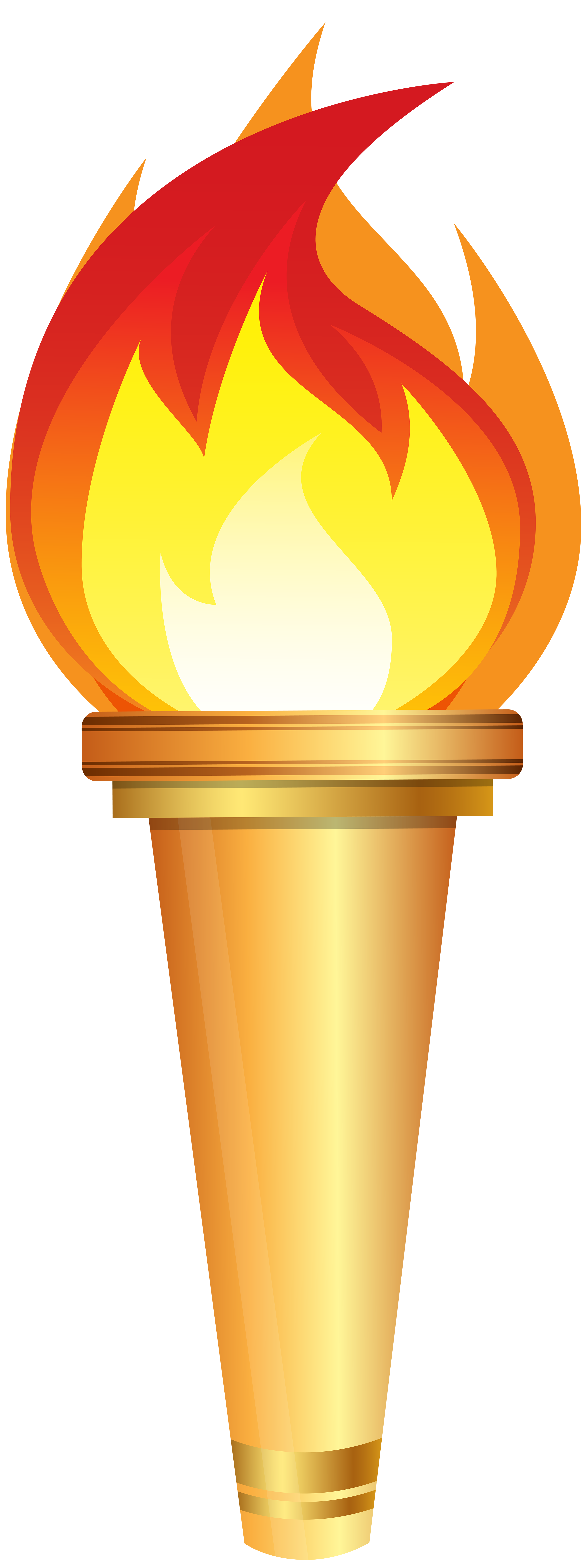 graphic freeuse stock Torch clipart. Hand free on dumielauxepices