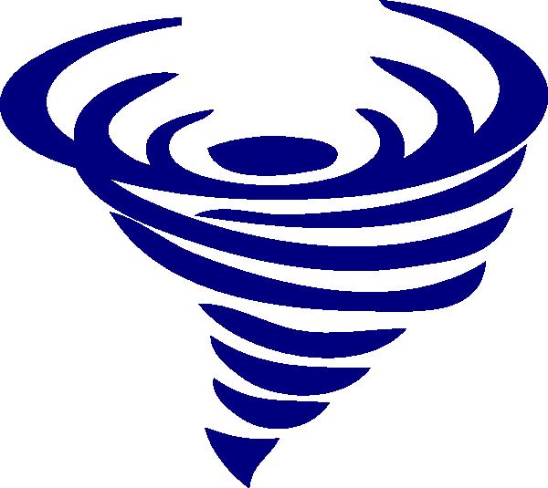 jpg transparent download Tornado Big Blue Clip Art at Clker