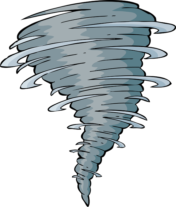 jpg library Tornado clipart.