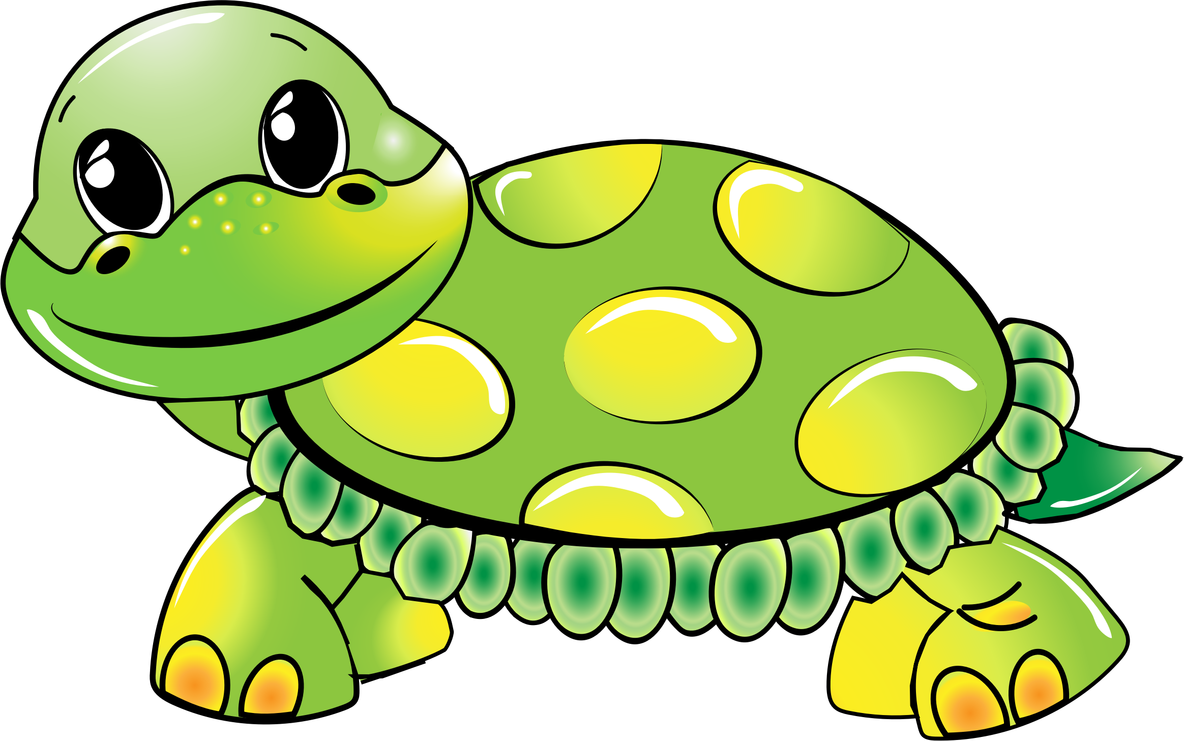 image free download Tortoise clipart cute