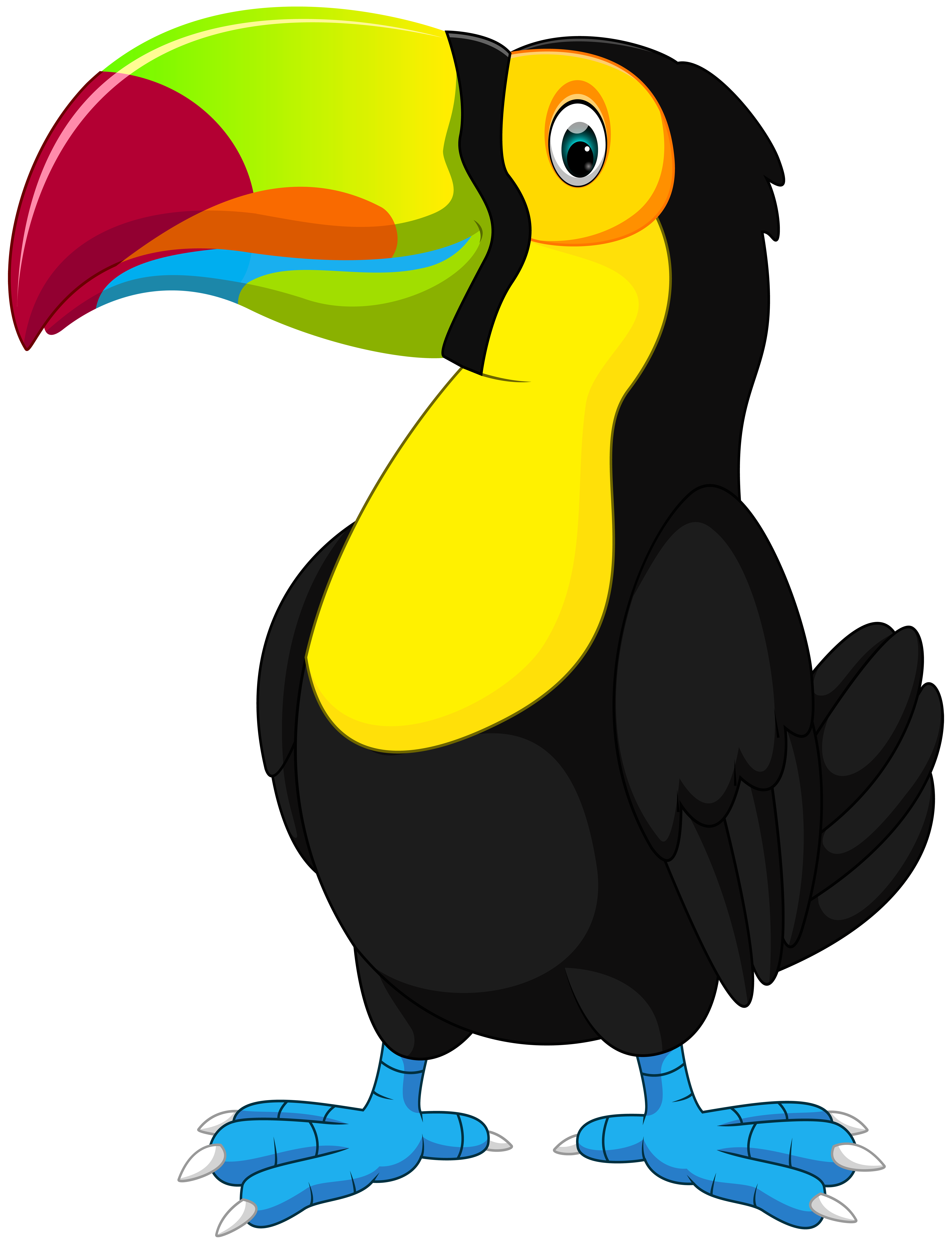 clipart library download Free Clipart Toucan