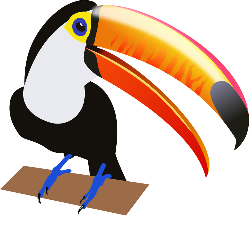 vector freeuse download Toucan clipart bill. Face free on dumielauxepices