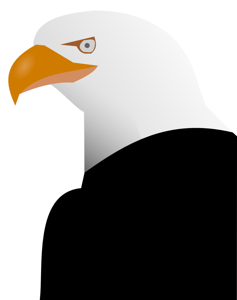 jpg freeuse library Onlinelabels clip art. Toucan clipart eagle
