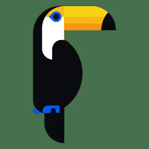 svg Illustration transparent png svg. Toucan vector