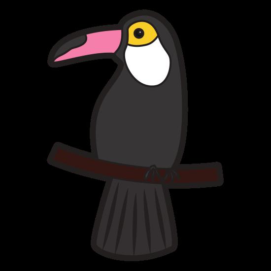 jpg free Toucan Bird Tropical Icon Image