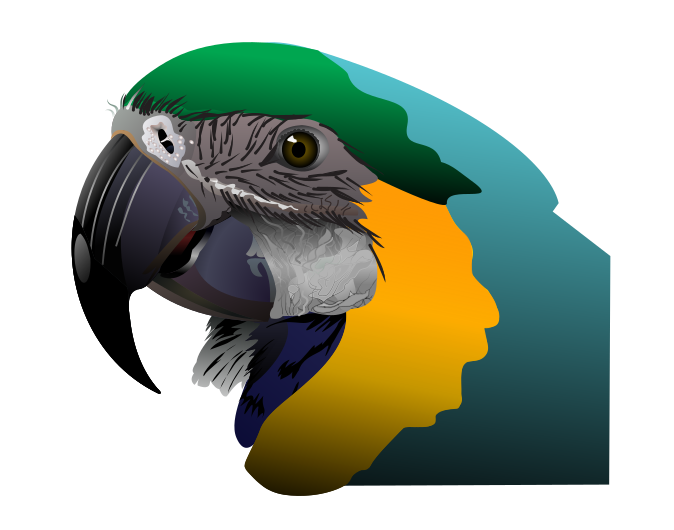 clip art free library Toucan clipart macaw