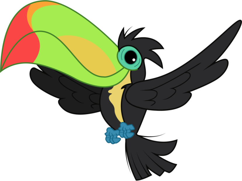 clip royalty free Toucan Clipart Fauna Free collection