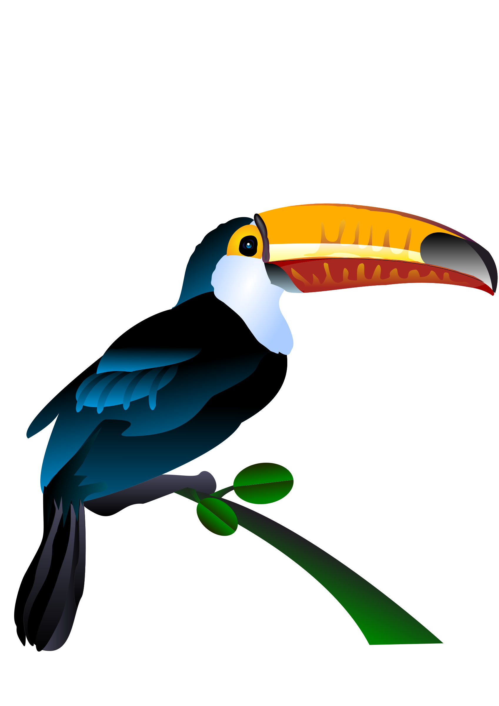 jpg freeuse download Painted free on dumielauxepices. Toucan clipart