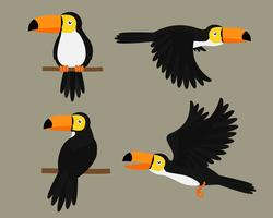 picture free Toucan vector. Free art downloads