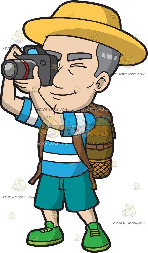 picture download Tourist clipart. Portal