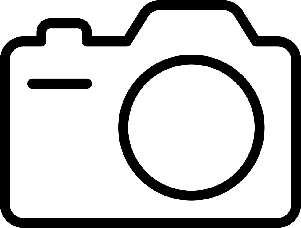 svg stock Camera Outline Drawing at GetDrawings