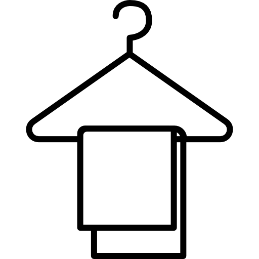 jpg free stock Towel clipart black and white. Icon page png svg