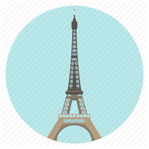 svg black and white stock World Monuments