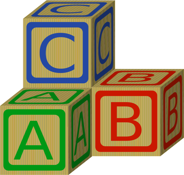 png transparent stock Block clipart animated. Abc blocks clip art.
