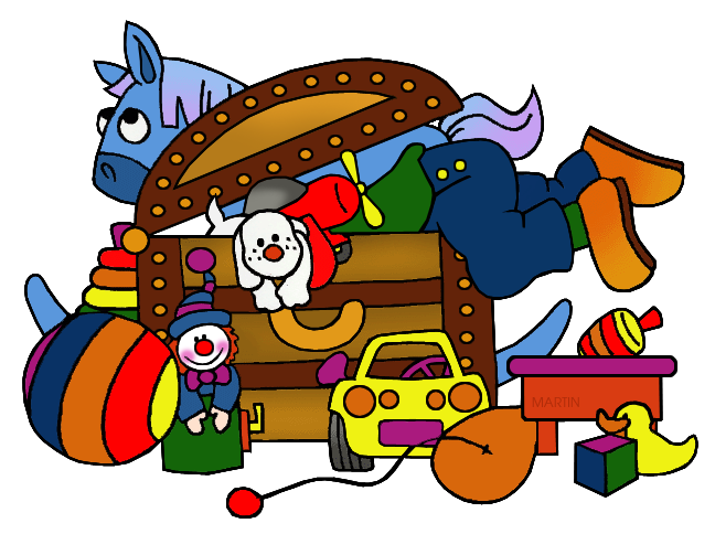 clipart stock Kids playing with toys clipart. Shop partiko com board.