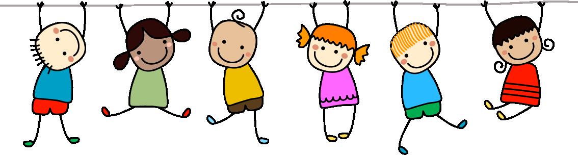 clip art freeuse stock Home grandmas playroom. Jumping clipart 1 kid