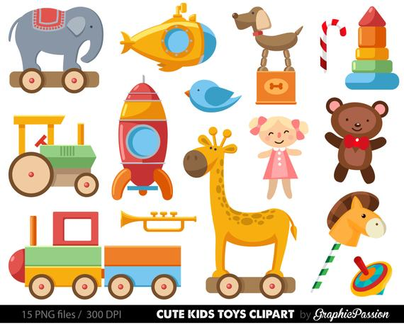 picture royalty free library Toy clipart. Baby toys clip art