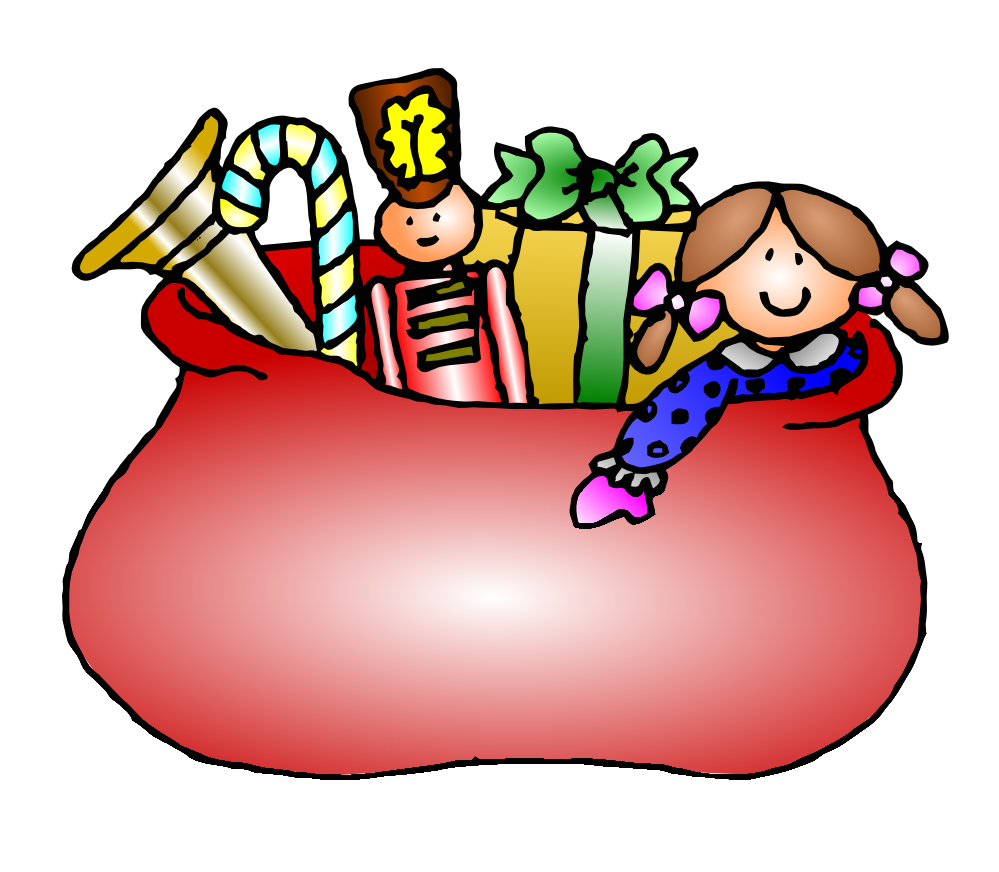 image freeuse stock Bag of . Toys clipart