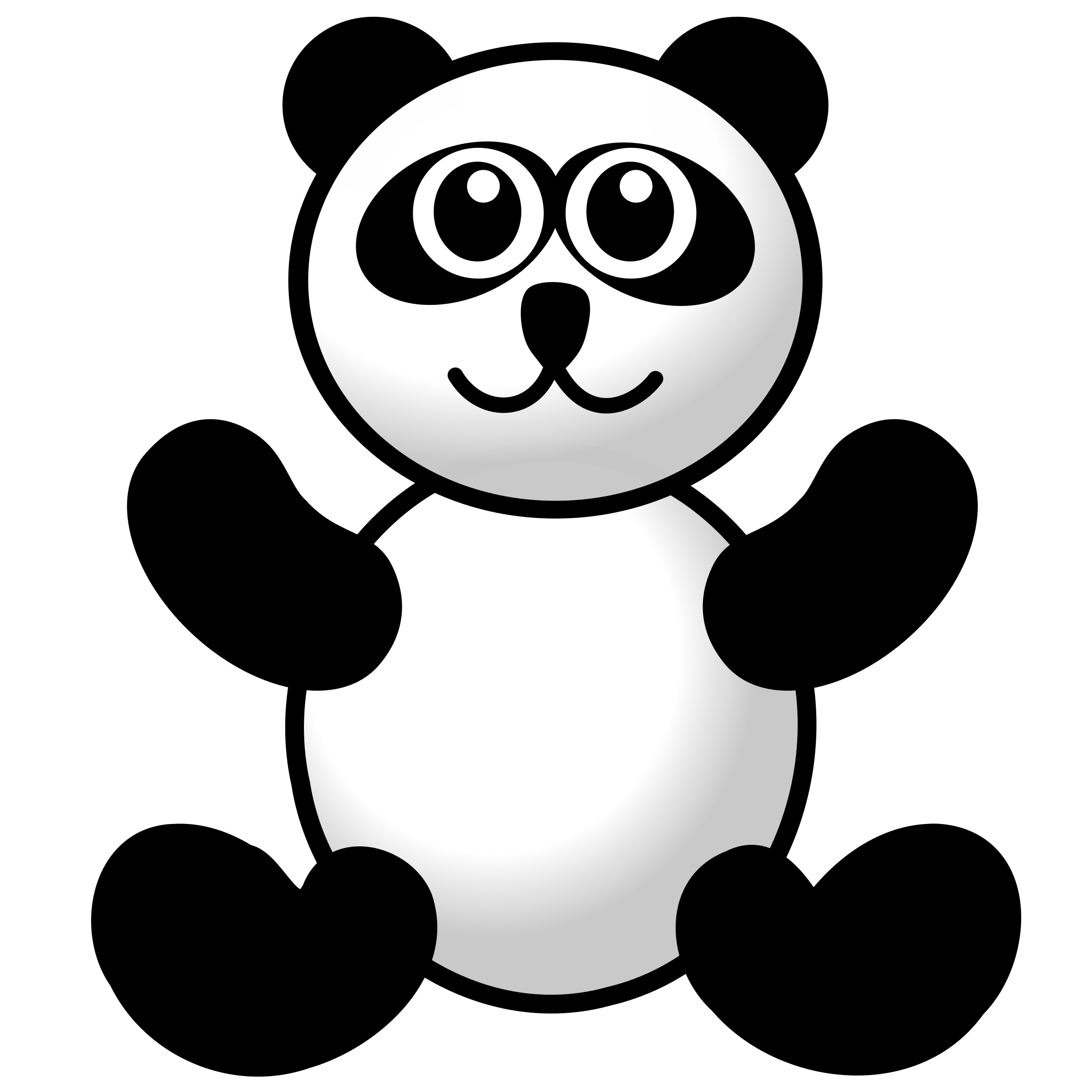 picture royalty free download Panda toy big image. Toys clipart