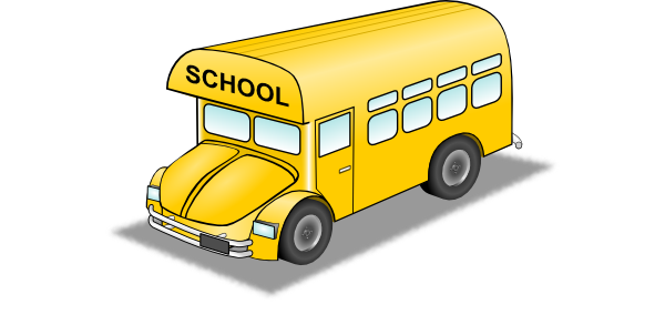 png royalty free School Bus Clip Art at Clker