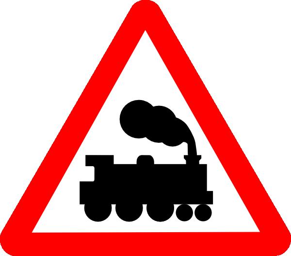 clip Tracks clipart standard. Train track clip art