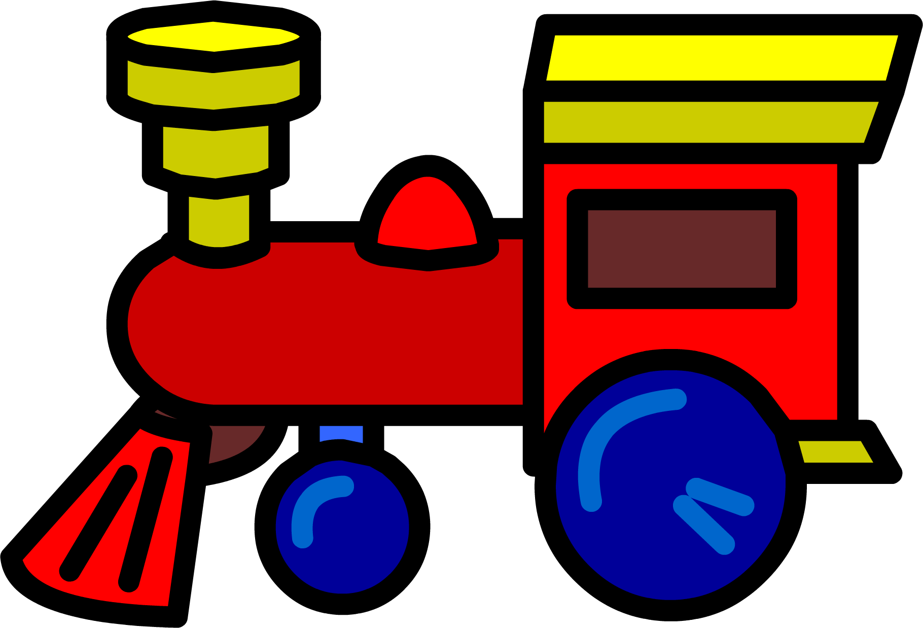 svg free library Club penguin wiki fandom. Tracks clipart toy train