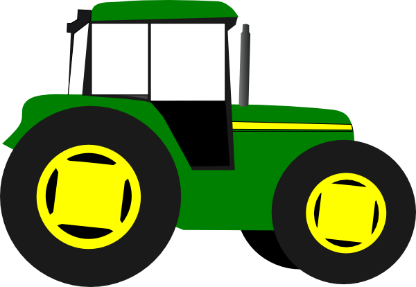free download Tractor clipart. Yelow