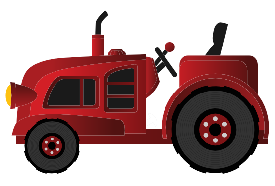 clip art free download Farm Tractor Clipart