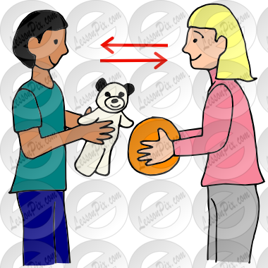 picture black and white library Trade clipart. Picture for classroom therapy